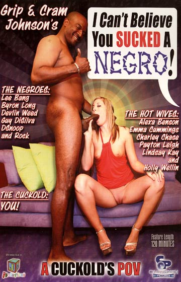 White Girl Can T Take Bbc